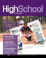 High School Today Cover - May 2013