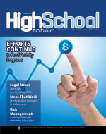 High School Today - January 13 Cover