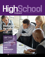 High School Today Cover - March 2011