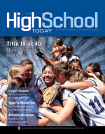 High School Today Cover - May 12