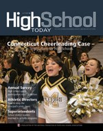 High School Today Cover - October 10