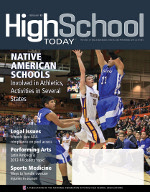 High School Today - February 2013 Cover